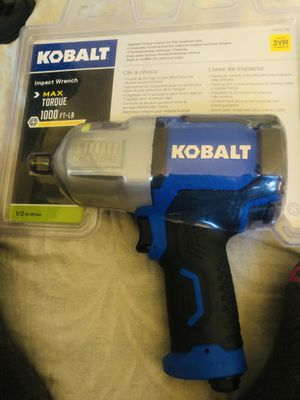 Kobalt torque wrench for Sale in Las Vegas, NV