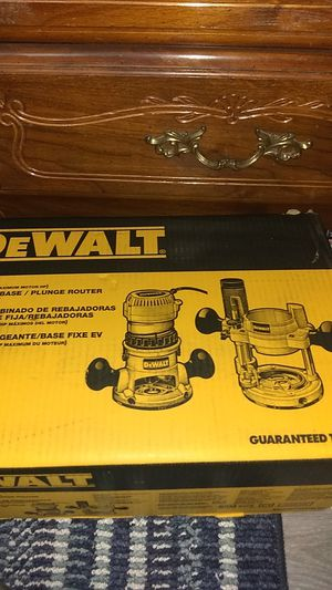 DeWalt power tools new in box for Sale in Santa Rosa, CA