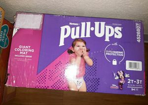 Huggies size 2/3t pullups for Sale in Portland, OR