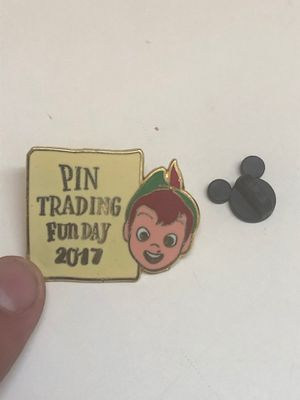 Shanghai Disney Trading Fun Day 2017 (Peter Pan) Pin for Sale in Davenport, FL