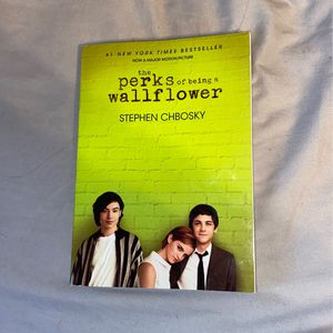 The Perks Of Being A Wallflower for Sale in Wellsville, PA
