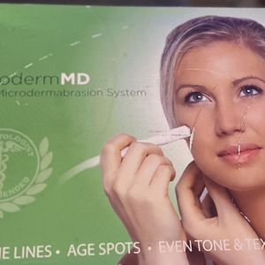 Microderm MD home microdermabrasion system for Sale in Fremont, CA