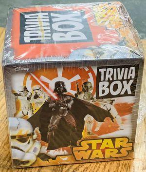 Disney Star Wars Trivia Box Game for Sale in Palos Hills, IL