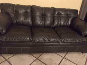 Sofa & large chair for Sale in Riverside, CA