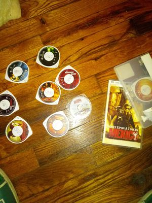 10 pack psp movies4 for Sale in New Rochelle, NY