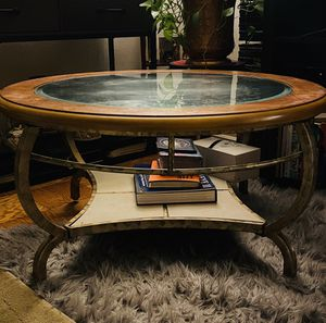 Coffee table with one side table. for Sale in Silver Spring, MD