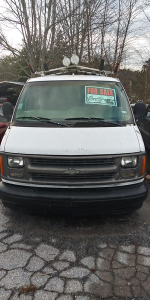 2001 Chevy Express - Utility Van for Sale in Riverdale, GA
