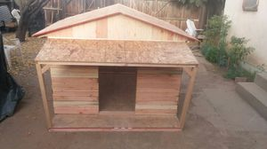 5x6 dog house for Sale in Dinuba, CA