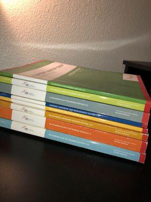 nursing ATI books for Sale in Los Angeles, CA