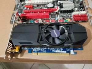 Intel i5 3570k Biostar TH67+motherboard 8GB DDR3 RAM, GTX 750ti low profile with power supply for Sale in Clermont, FL