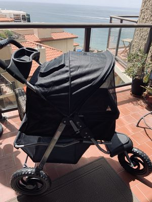 Pet stroller Paws and pals jogging stroller for Sale in Redondo Beach, CA