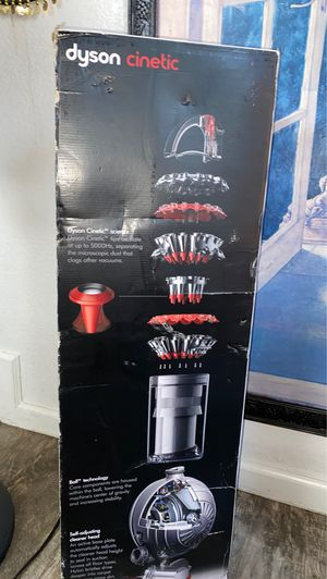 Dyson Cinetic vacuum for Sale in Stockton, CA