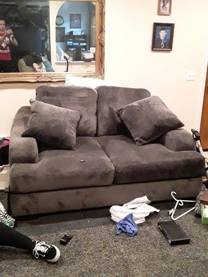 2 sofas n ottoman and a recliner for Sale in Cypress, CA