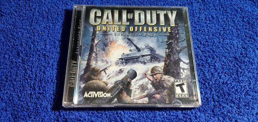 Call of Duty Original United Offensive PC EXPANSION PACK for Sale in Missouri City,  TX