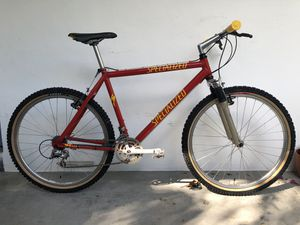 Vintage 1992 Specialized S-WORKS M2 Team Edition Mountain Bike Suntour XC Pro for Sale in Dania Beach, FL