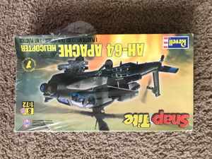 Helicopter kit $5!! for Sale in Clovis, CA