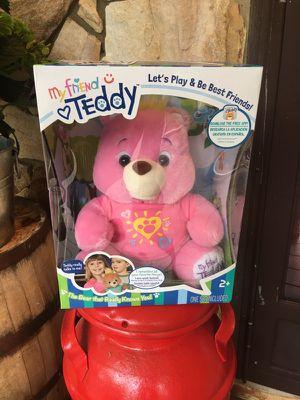 My Friend Teddy bear for Sale in Richmond, VA
