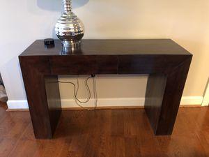 Solid Wood Modern Desk, Excellent Condition! for Sale in Atlanta, GA