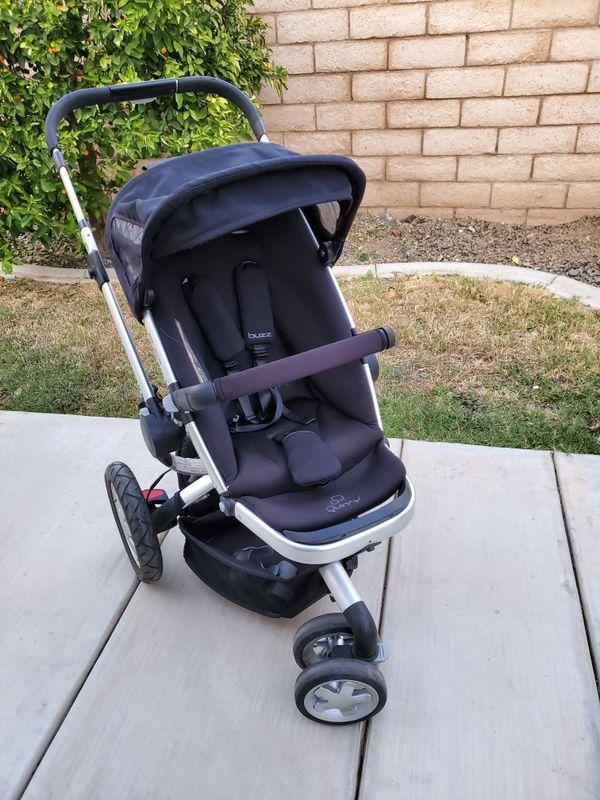 Quinny Buzz stroller Travel System.