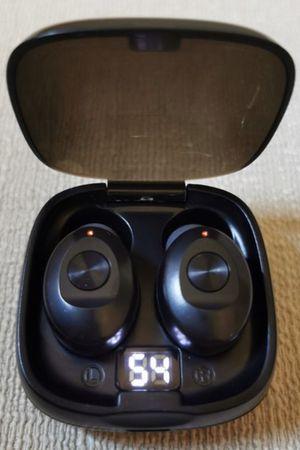 Bluetooth 5.0 True Wireless Earbuds HIFI Sound Sport Headset Earphone for Sale in Ontario, CA
