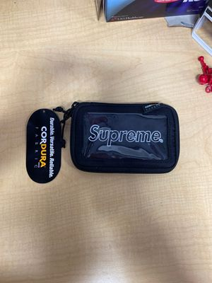 Supreme X cordura small zip pouch $50 for Sale in Fremont, CA