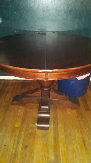 Wooden kitchen table for Sale in Ellenwood, GA