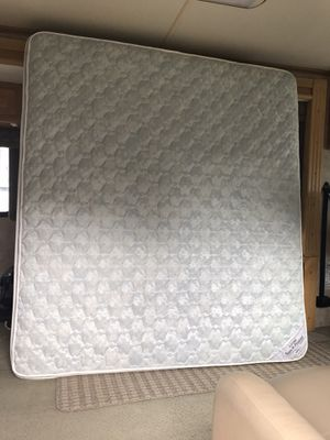 RV King Sized Mattress. for Sale in Tacoma, WA