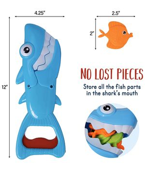 New Shark Bath Toy for Toddlers Boys & Girls Shark Grabber for Sale in Robstown, TX