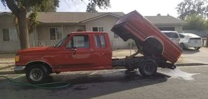 FORD F150 DUMP TRUCK for Sale in Fresno, CA