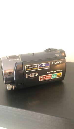 Sony handycam 12 megapixel full hd hdr-cx550 for Sale in Miami, FL