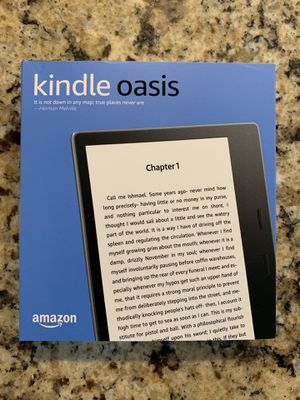 Kindle Oasis - Like New for Sale in Chicago, IL