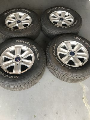 Ford F-150 wheels tires rims for Sale in Orlando, FL
