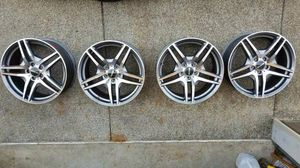 19 MERCEDES AMG WHEES-RIMS OEM FACTORY STOCK CLS63 CLS550 E55 E63 for Sale in Portland, OR