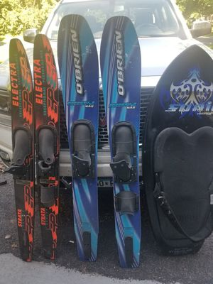 Obrien,sonic wakeboard watersports for Sale in Ramsey, MN