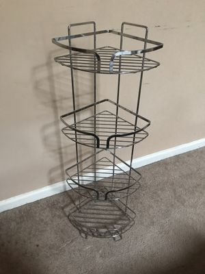 4 tier metal organizer for Sale in Manassas, VA