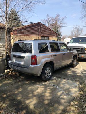 2010 Jeep Patriot for Sale in Dearborn, MI