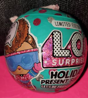 1 LOL Surprise Holiday Present Surprise 2020 for Sale in Fontana, CA