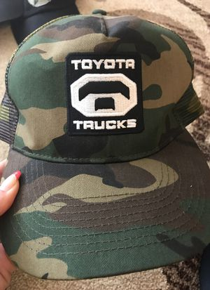 Toyota Trucks Green Camouflage SnapBack for Sale in Mission Viejo 3e99f18e750e
