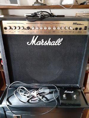 MG Series Marshall 100DFX 100 WATTS for Sale in Chicago, IL