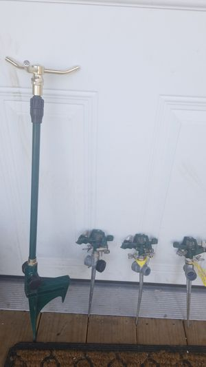 Sprinkler set for Sale in Beaumont, TX