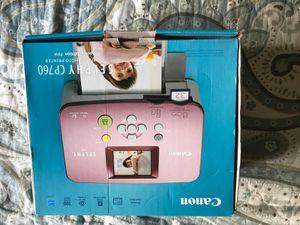 Canon photo printer for Sale in Grand Rapids, MI
