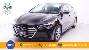 2017 Hyundai Elantra for Sale in El Cajon, CA