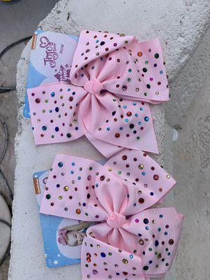 JoJo siwa bows for Sale in Homestead, FL