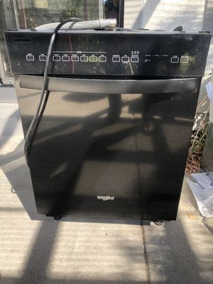 Whirlpool Dishwasher for Sale in Concord, CA
