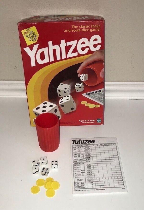 Yahtzee Game Complete