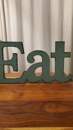 Rustic sign for Sale in Westminster, CA