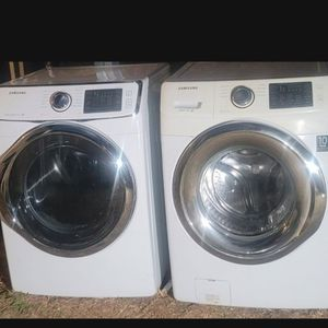 Samsung Washer Steam And Gas Dryer Steam for Sale in San Diego, CA