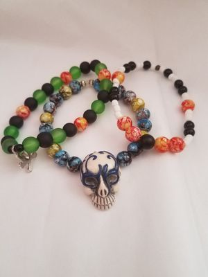 Vibrant Halloween 3 Bracelet set for Sale in Tempe, AZ