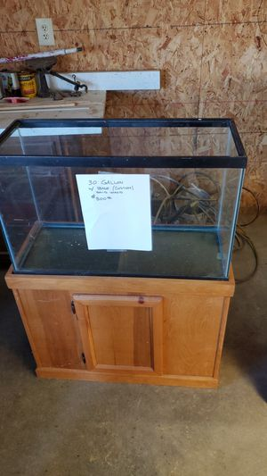 39 gallon fish tank for Sale in Marydel, DE