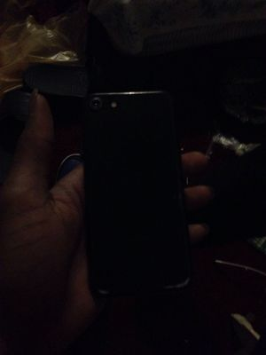 iPhone 7 just got it fixed today can't unlock it just give me $40 for Sale in Cleveland, OH